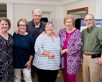 Golf Classic Held in Honor of Alumnus a Swinging Success