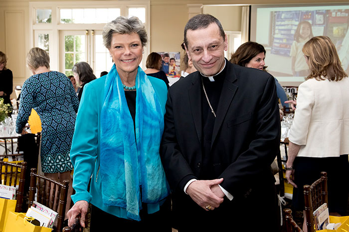 The Catholic Academy of Bridgeport Pays Tribute to Cokie Roberts