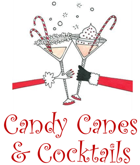 candy and cocktails